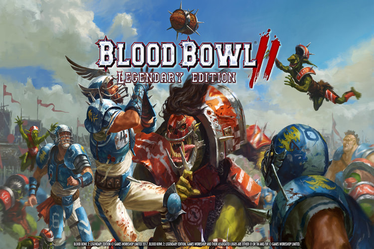 بازی Blood Bowl 2: Legendary Edition معرفی شد