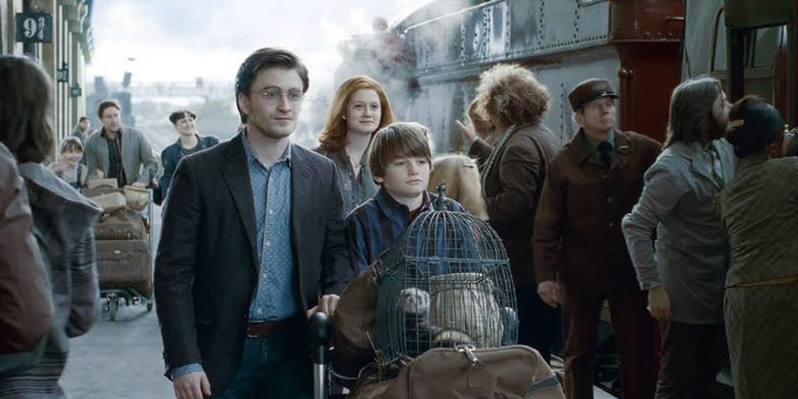 Young wizards - Harry potter