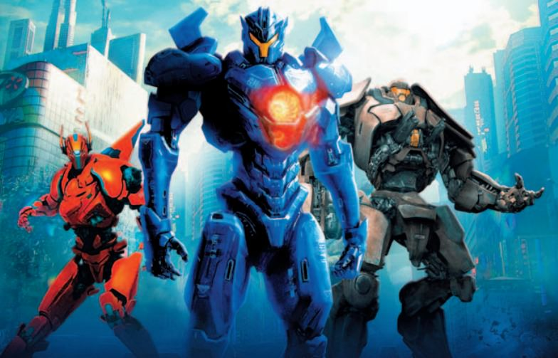 First Look at the New Jaegers in Pacific Rim: Uprising