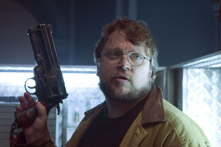 Guillermo del Toro in Hellboy