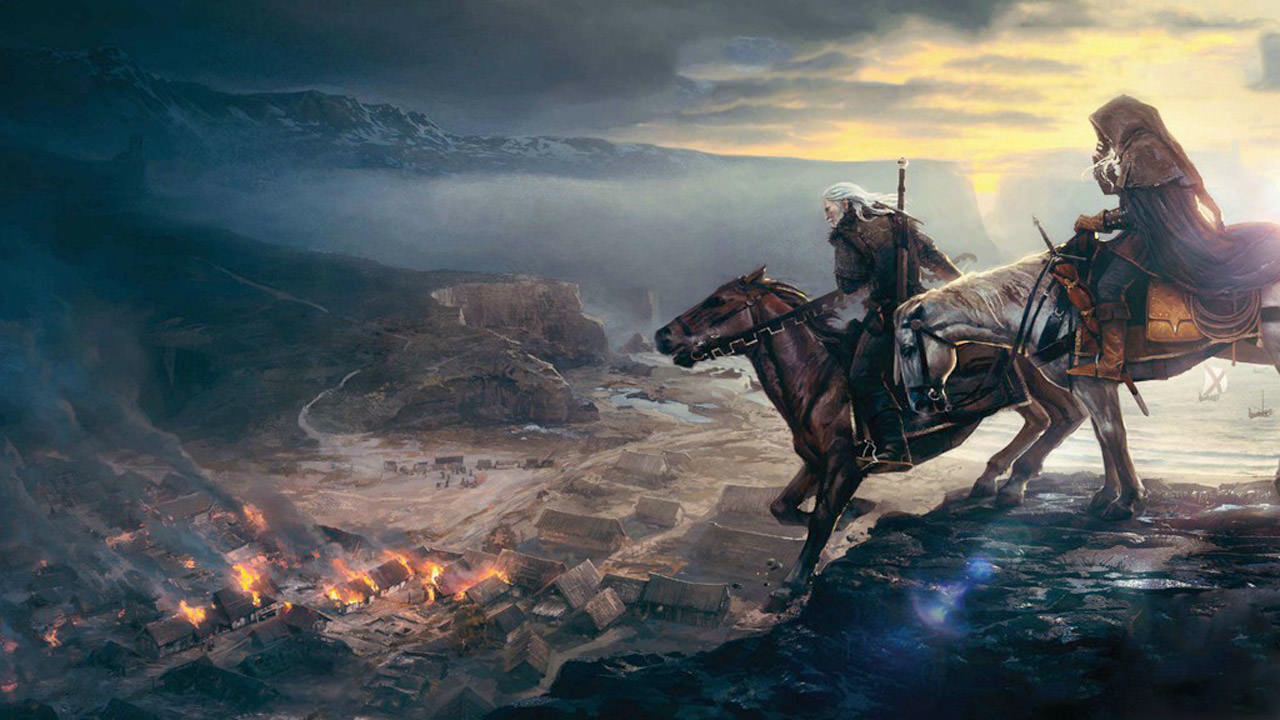 The Witcher artwork