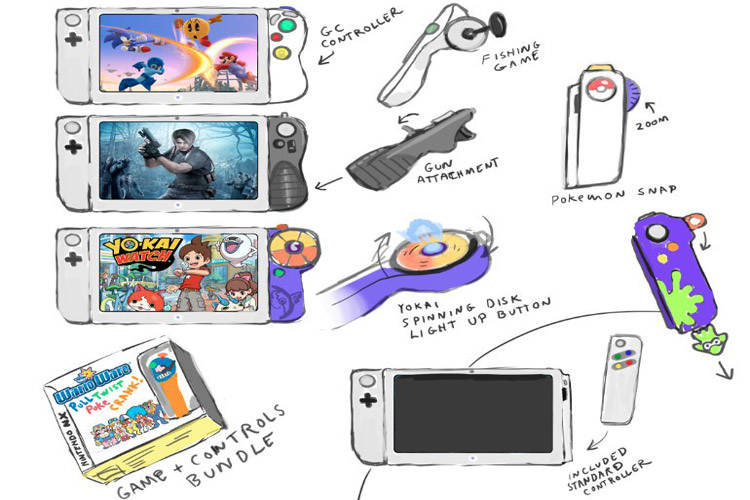 Switch Joy-Con Suggestions