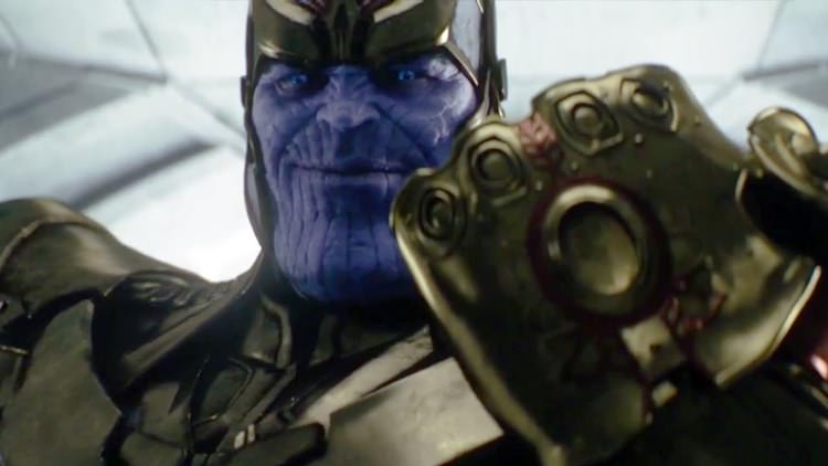 Avengers: Age of Ultron - Thanos