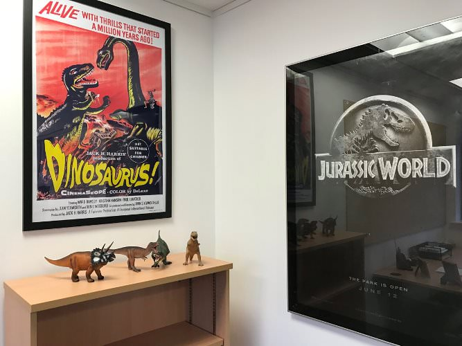 Jurassic World 2 Officially Starts Production