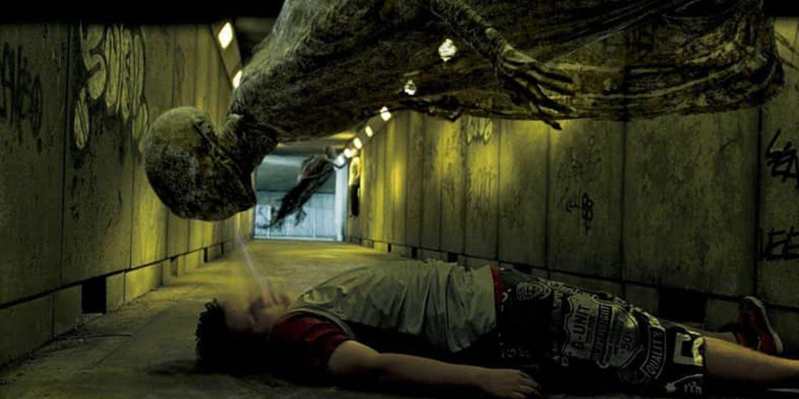 Dudley dementor attack - harry potter