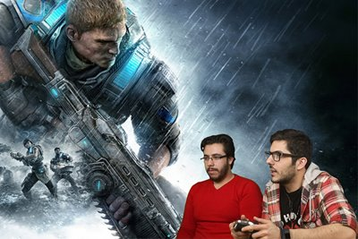 نیم نگاه زومجی: Gears of War 4