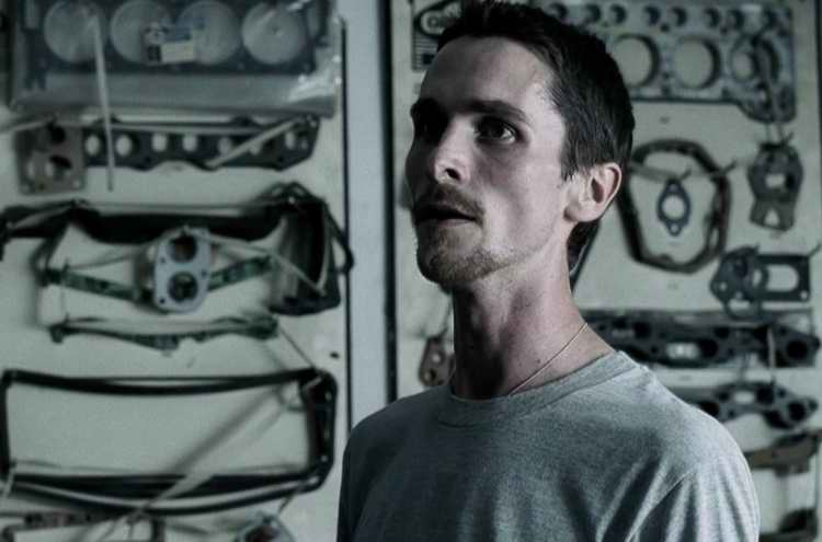 christan bale the machinist