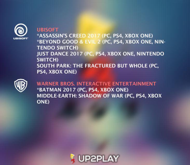 بازی جدید بتمن E3 2017