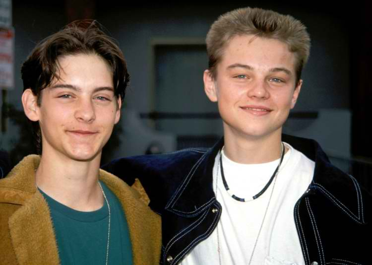 dicaprio and tobey maguire