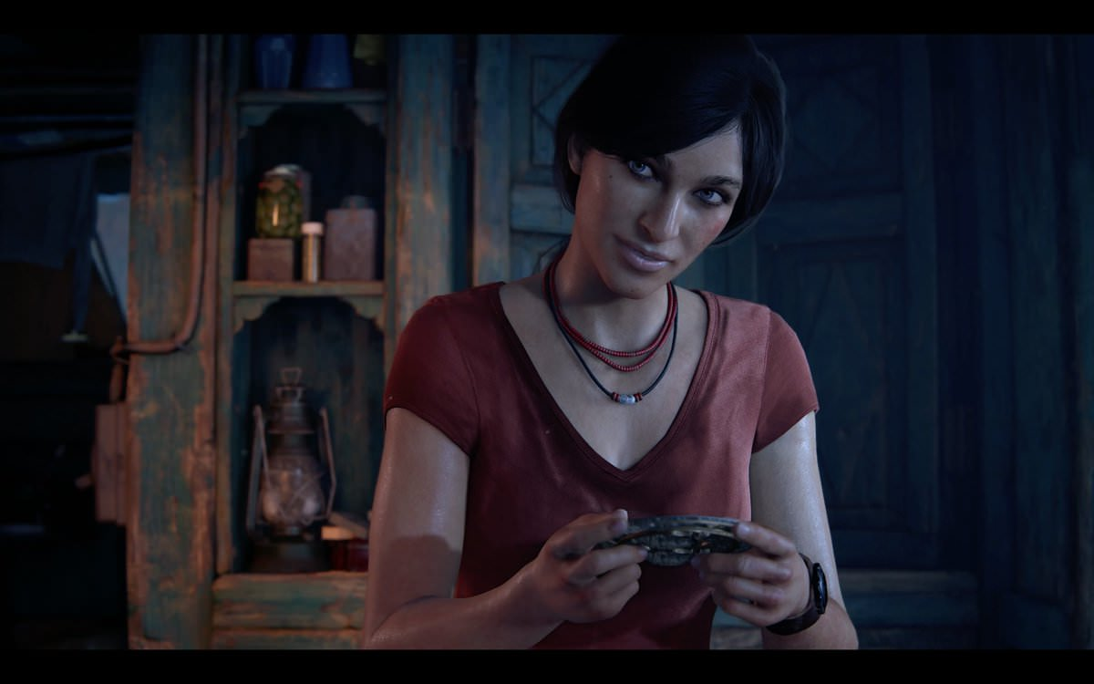 Uncharted: The Lost Legacy / آنچارتد