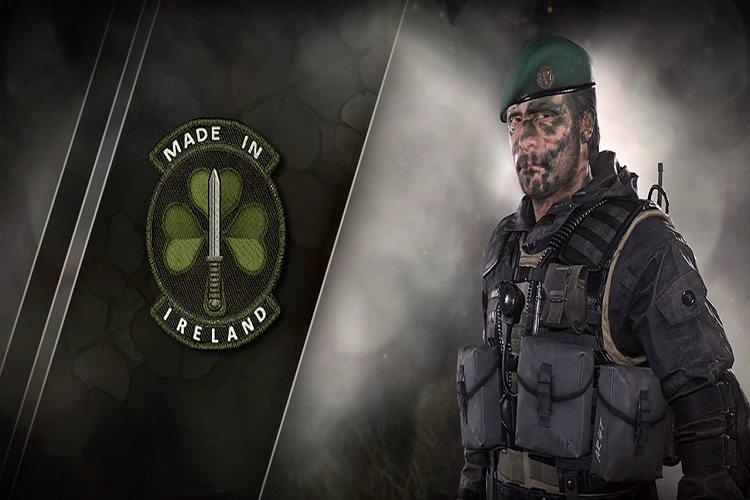 رویداد روز سنت پاتریک بازی Call of Duty 4 Remastered معرفی شد
