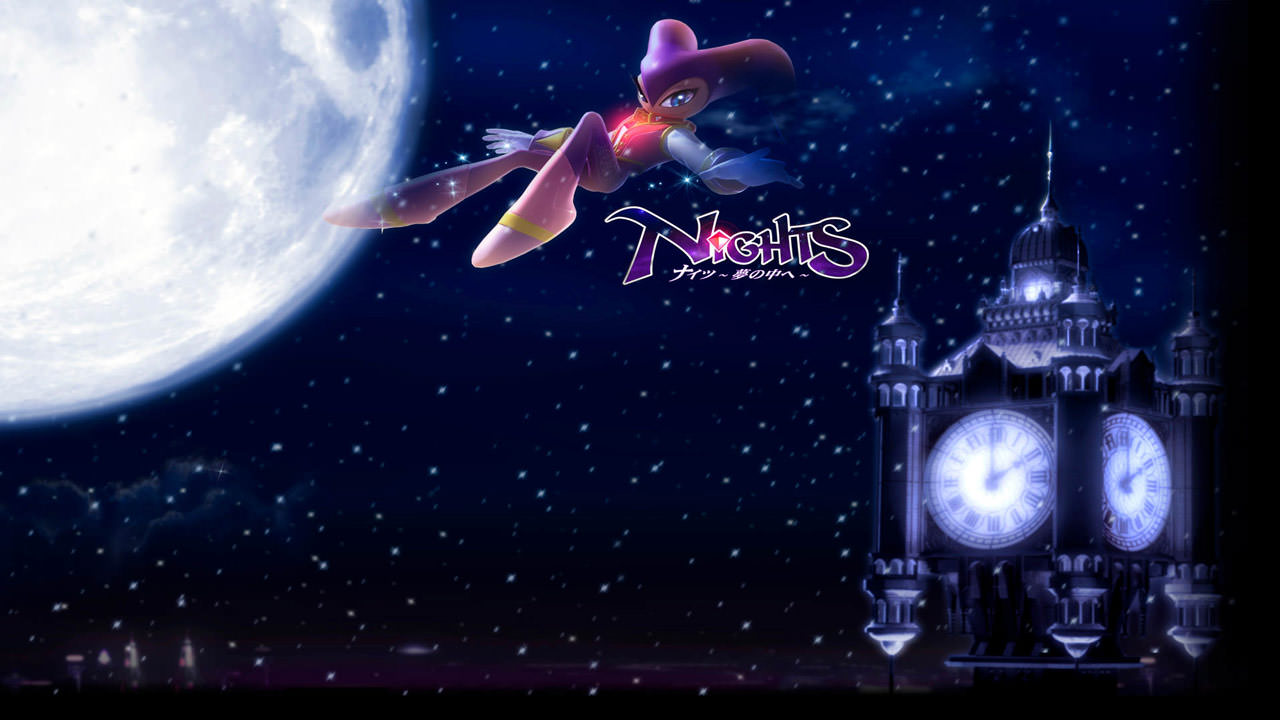 NiGHTS journey of dreams