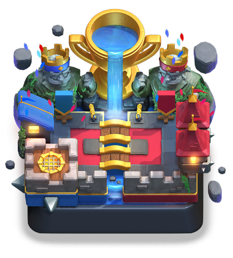 New Legendary Arena  Clash royale