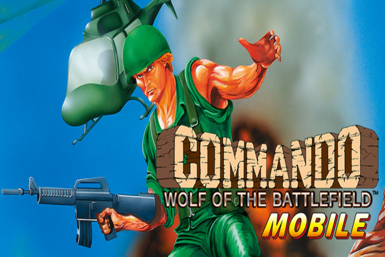 بازی موبایل Wolft of the Battlefield: Commando Mobile منتشر شد