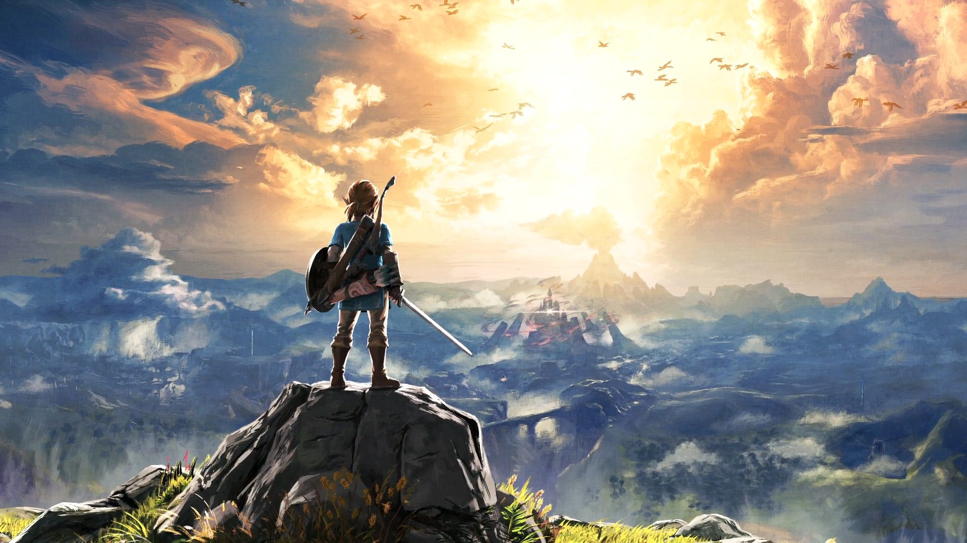 بررسی بازی The Legend of Zelda: Breath of the Wild