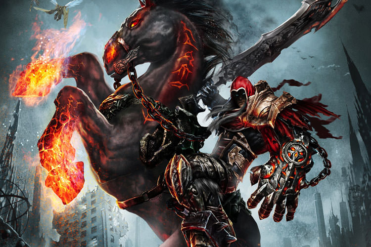 تاریخ عرضه بازی Darksiders Warmastered روی Wii U اعلام شد