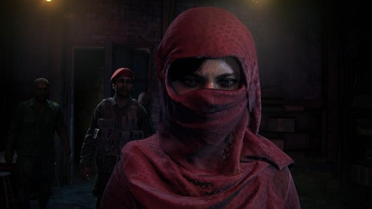 بازی Uncharted the lost legacy