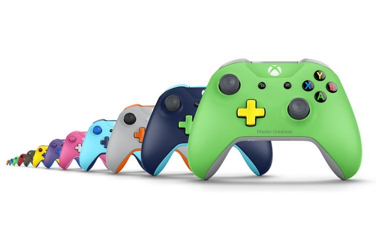 سرویس Xbox Design Lab فعلاً منحصر به ایالات متحده خواهد بود