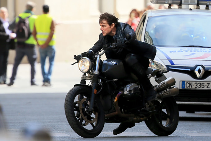 Mission Impossible 6 set photos Filming
