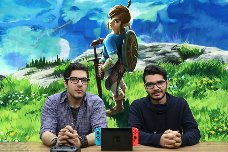 نیم نگاه زومجی: The Legend of Zelda: Breath of the Wild