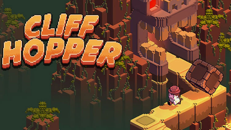 بازی Cliff Hopper