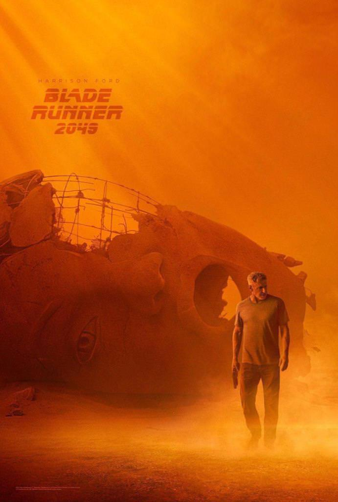 Blade Runner 2049 New Posters