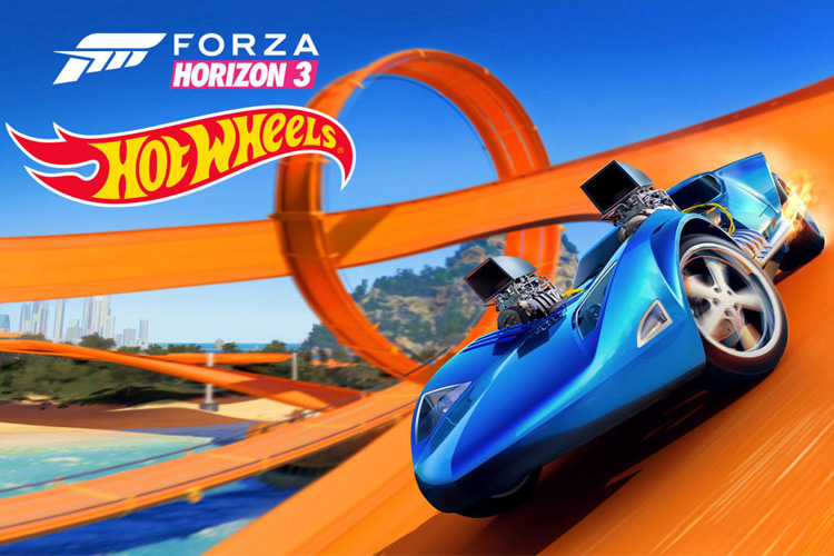 بسته الحاقی Hot Wheels بازی Forza Horizon 3 منتشر شد