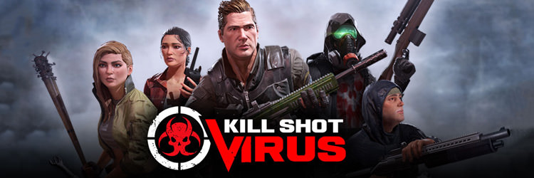 بازی Kill Shot Virus