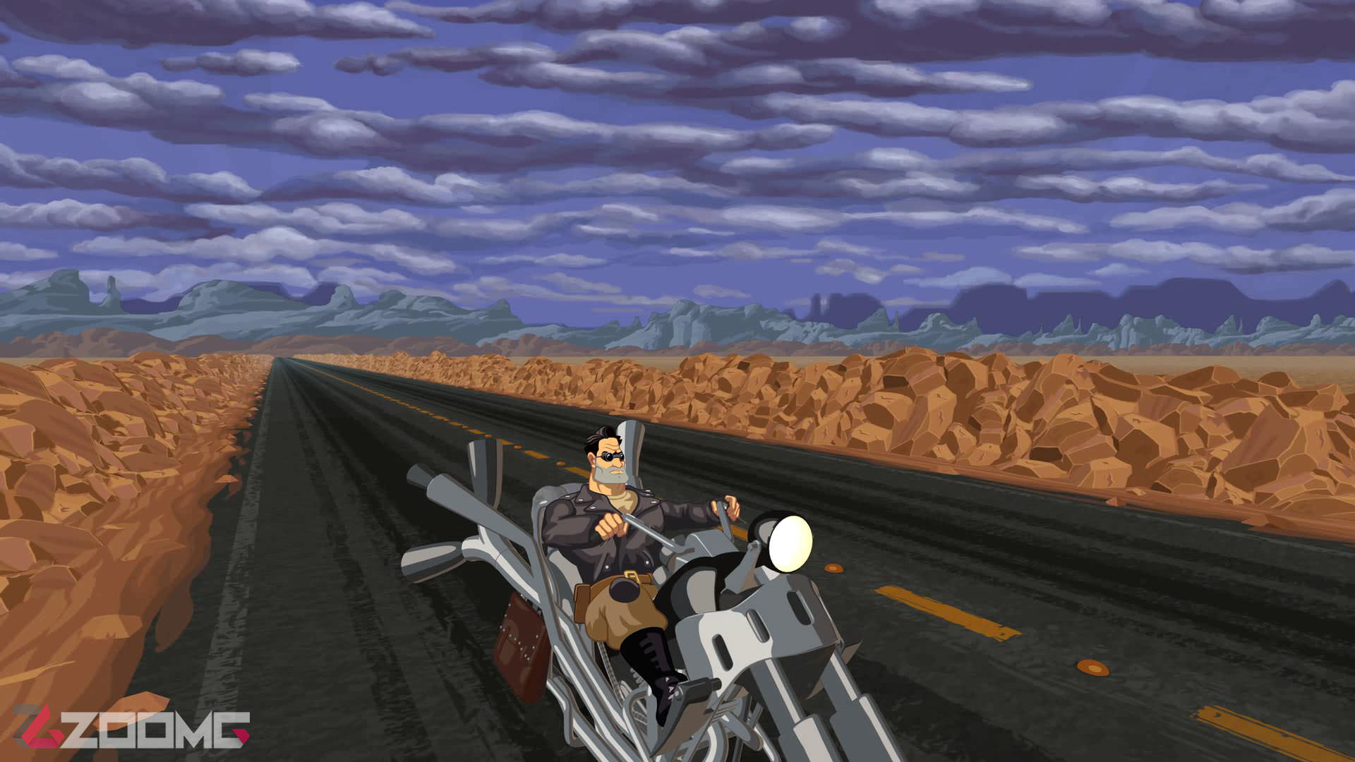 بررسی بازی Full Throttle Remastered