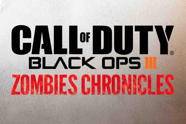 بسته‌ی الحاقی Zombies Chronicles بازی Call of Duty: Black Ops III منتشر شد