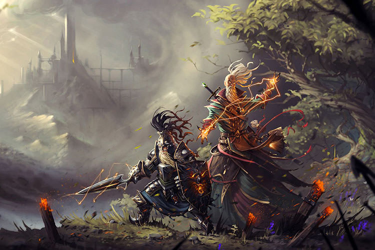 بسته الحاقی The Four Relics of Rivellon بازی Divinity: Original Sin 2 منتشر شد