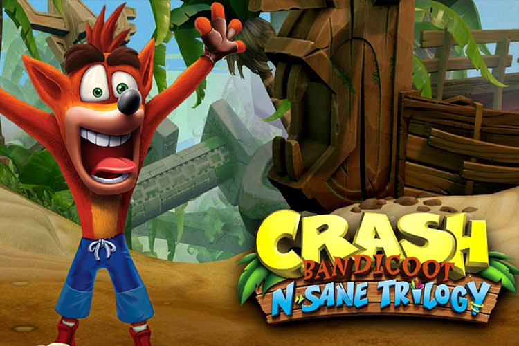 پیش نمایش بازی Crash Bandicoot N. Sane Trilogy - زومجی