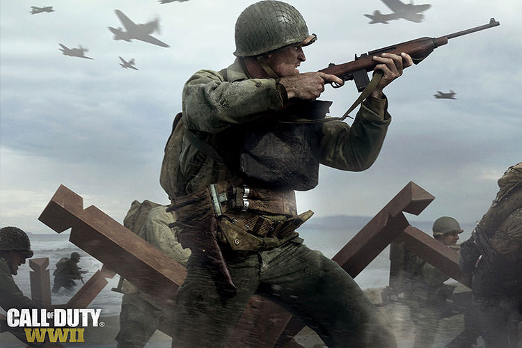 رویداد The Blitzkrieg Community بازی COD: WWII آغاز شد