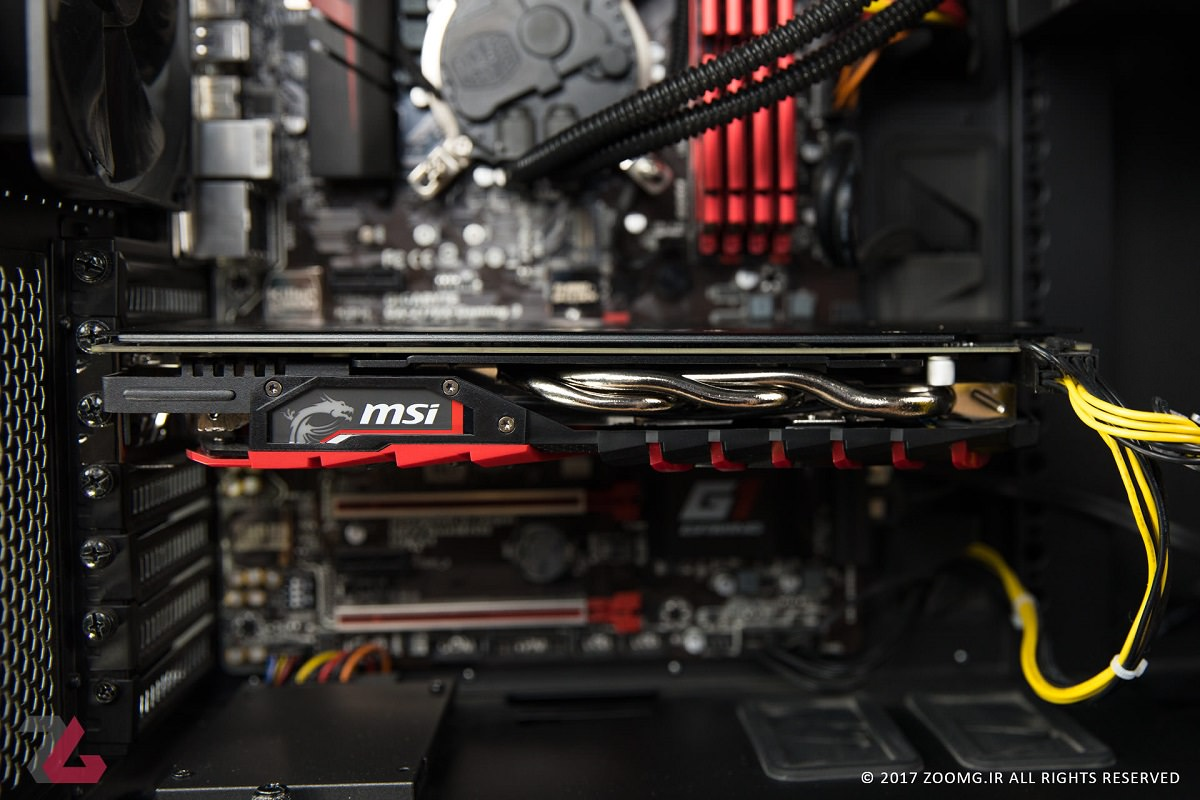 MSI GTX 1060 Gaming X Plus ZoomG