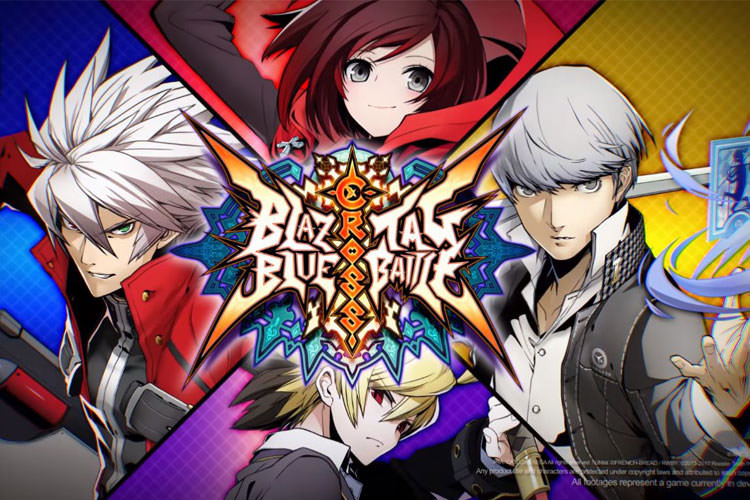 بازی BlazBlue Cross Tag Battle معرفی شد