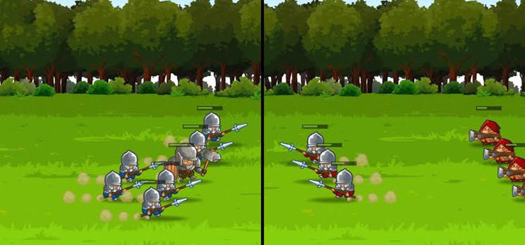 بازی Rising Warriors: War Games