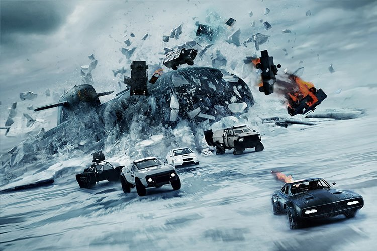 نقد فیلم The Fate of the Furious - سریع و خشن 8