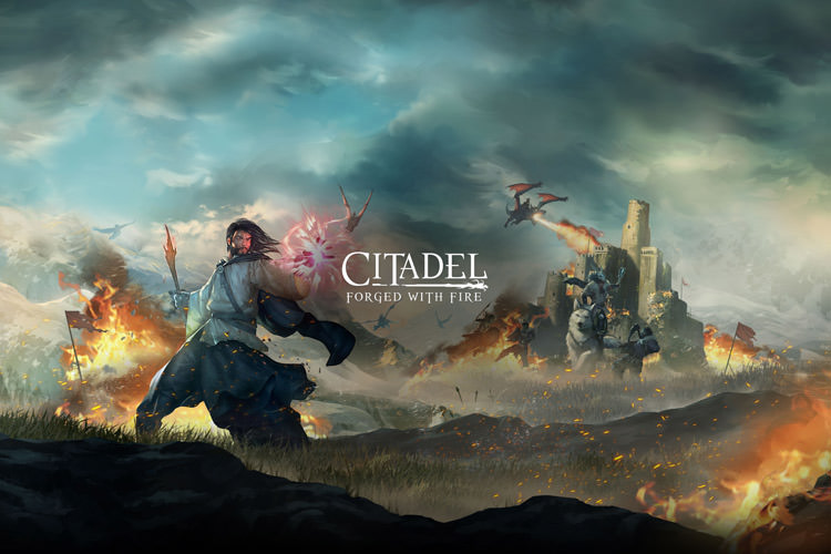 نسخه Early Access بازی Citadel: Forged With Fire منتشر شد