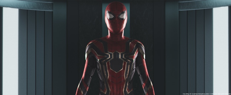 Spider-Man: Homecoming Iron Spider