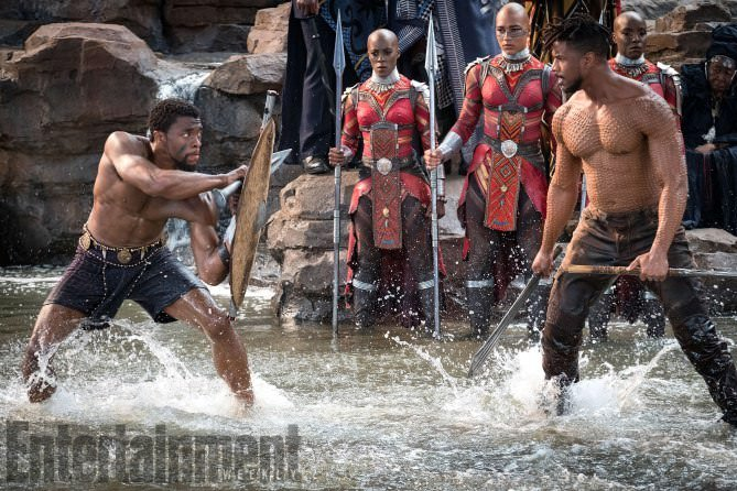 Black Panther New Images