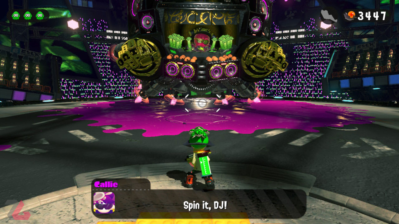 بازی Splatoon 2