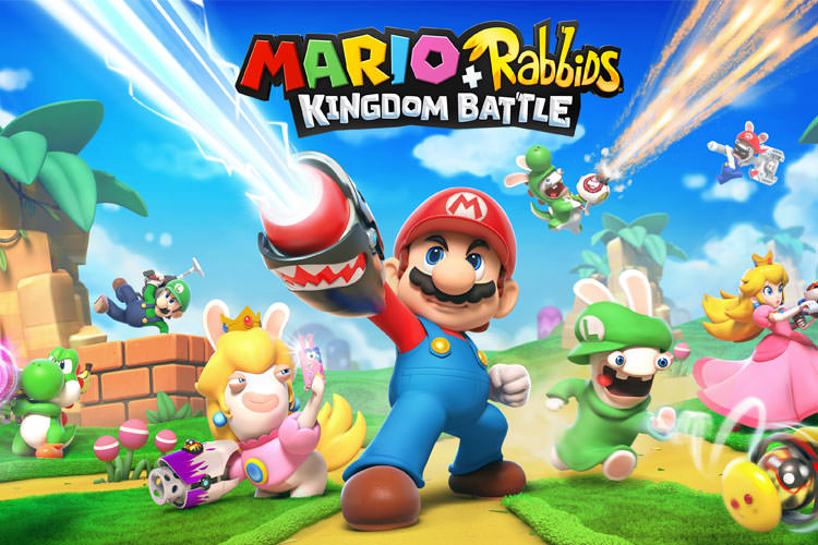 پیش نمایش بازی Mario + Rabbids: Kingdoms Battle