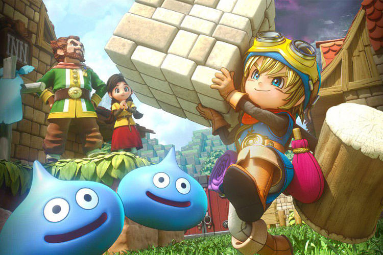 بازی Dragon Quest Builders 2 معرفی شد