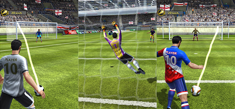 بازی Football Strike - Multiplayer Soccer