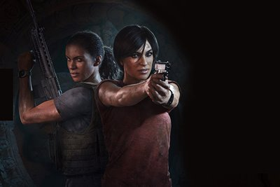 نیم‌نگاه زومجی: Uncharted: The Lost Legacy