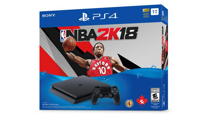 NBA 2K18 Bundle
