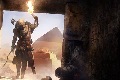 بسته الحاقی The Curse of the Pharaohs بازی Assassin's Creed Origins تاخیر خورد