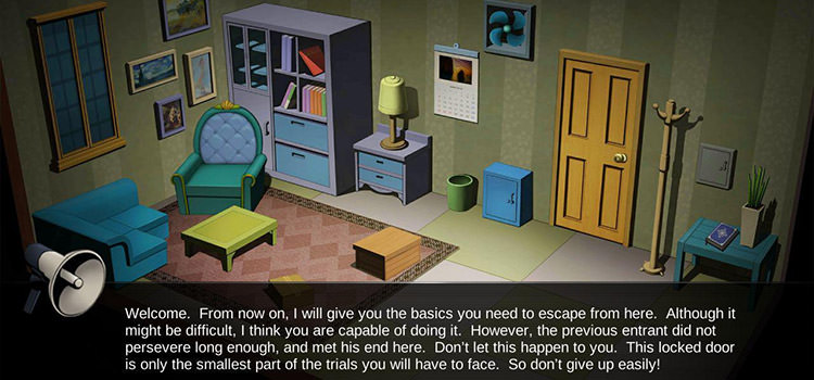 بازی Detention in the room : Escape game