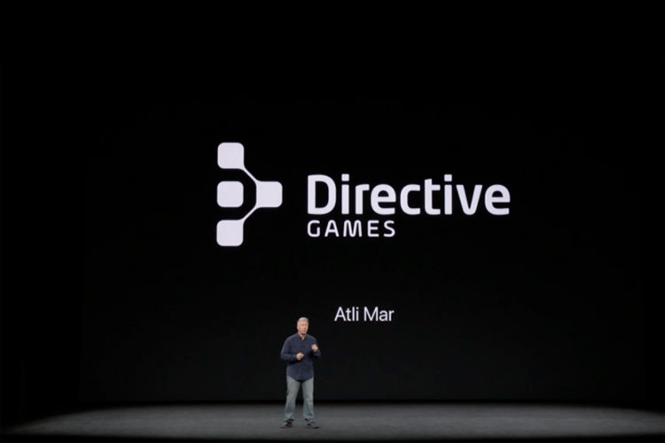 Directive Games / The Machines