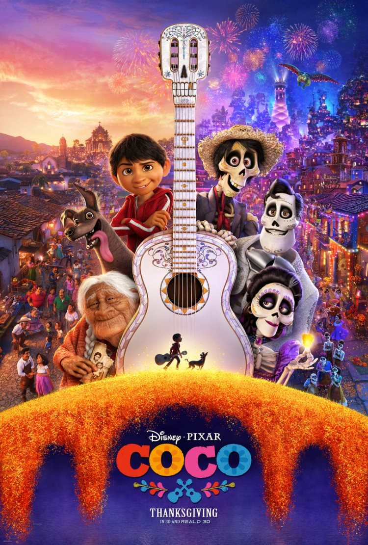 New Coco poster